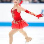 アリーナザギトワ(ロシア)のコーチは?成績やメドベージェワと実力を比較【グランプリファイナル2017】